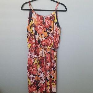 Enfocus studio floral maxi dress 14